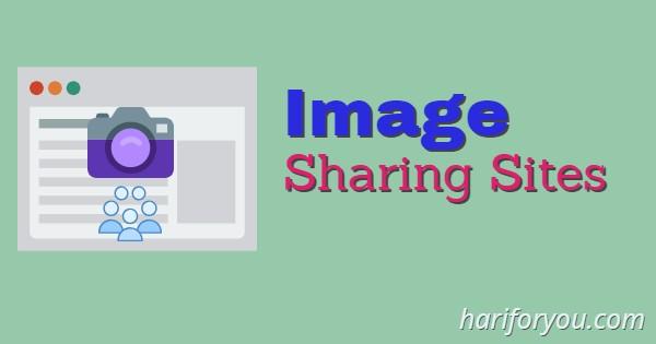 High DA Image Sharing Sites List