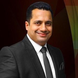 Dr. Vivek Bindra - many award winner Indian YouTuber and motivational speaker